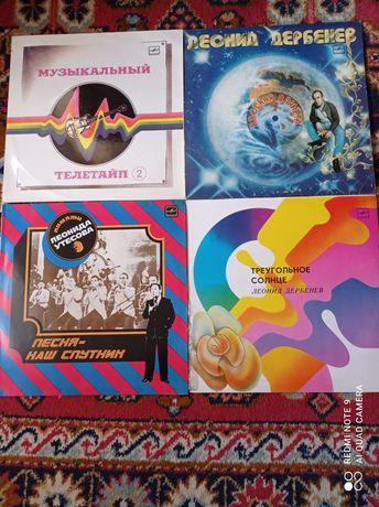 Продам пластинки советской эстрады