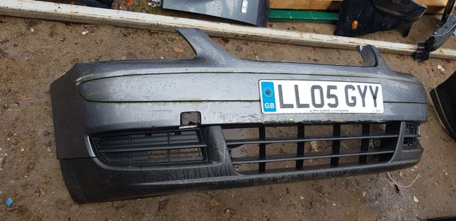 Bara fata Volkswagen Touran