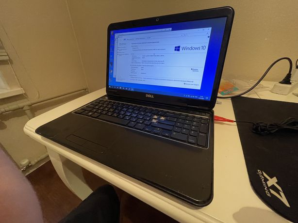 Продам ноутбук Dell core i5 4ядерный!!!