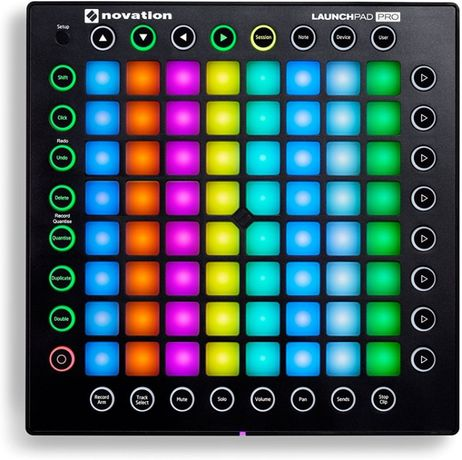 Controller midi Novation Launchpad PRO MK2 (cu multe pack-uri)