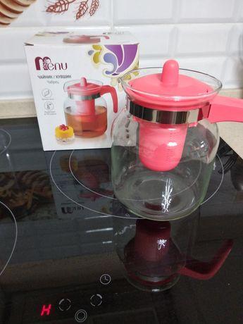 Продам чайник заварной