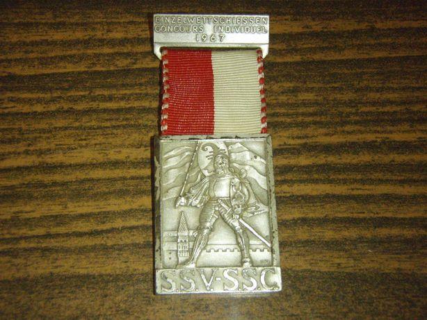 Medalie: S.S.V. - S.S.C. 1967