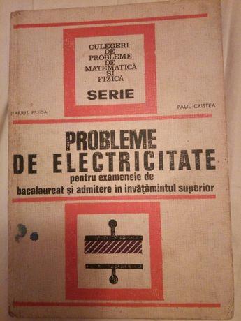 Probleme de electricitate pentru examenele de bacalaureat si admitere