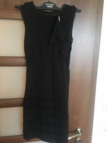 Черна рокля Elisabetta Franchi