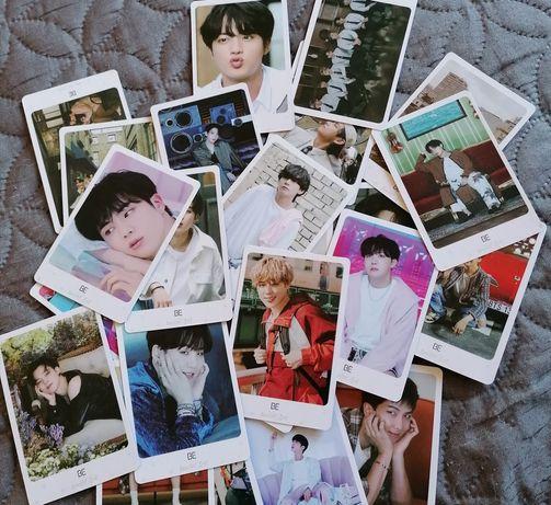 BTS БТС ASTRO kpop тестета с картички