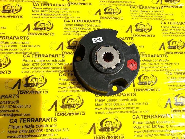 Angrenaj pompa hidraulica mini excavator JCB 2-3.5T Vaslui - imagine 1