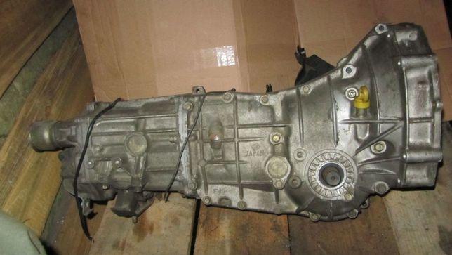 МКПП (механика) на Subaru Legacy, Forester, Impreza