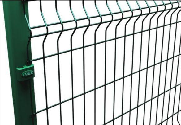 Оградни пана с PVC покритие/Поцинковани+Прахово боядисани/Ограда/Мрежа