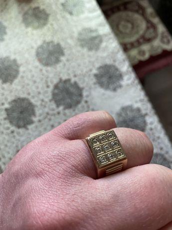 Продам перстень мужской