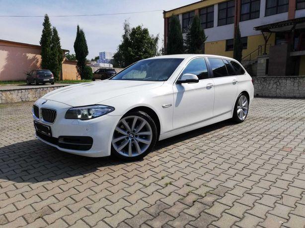 BMW 520d facelift euro 6