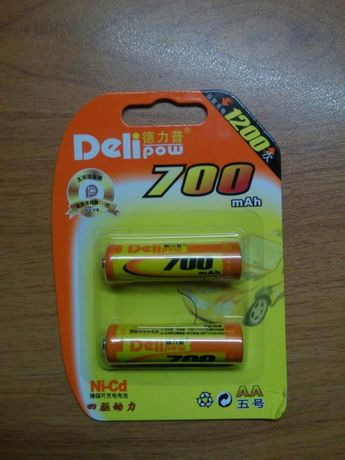Аккумуляторная батарейка 700 mAh