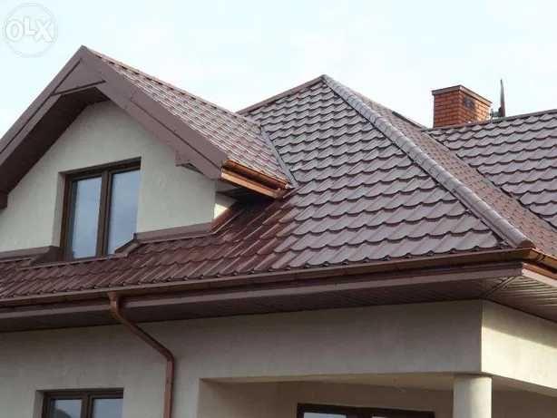 Cat costa un acoperis cu tigla metalica/ceramica in Mehedinti