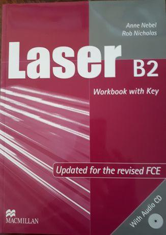 Книги по английскому языку,Lazer B2