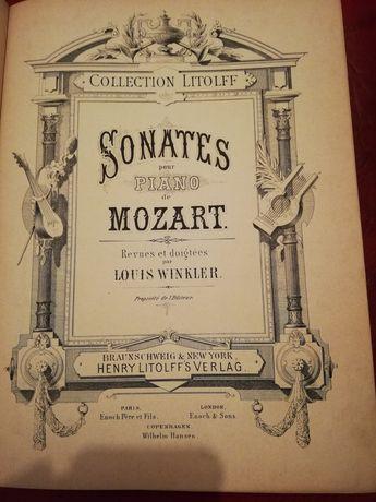 Colecția Litolff-Mozart