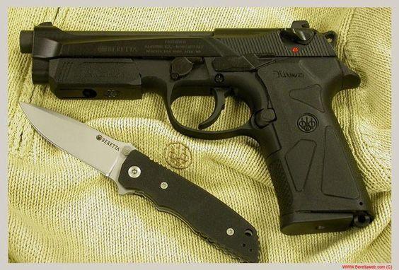Pistol Airsoft Beretta 90TOW Full METAL # Manson OTEL # Putere 4,6j