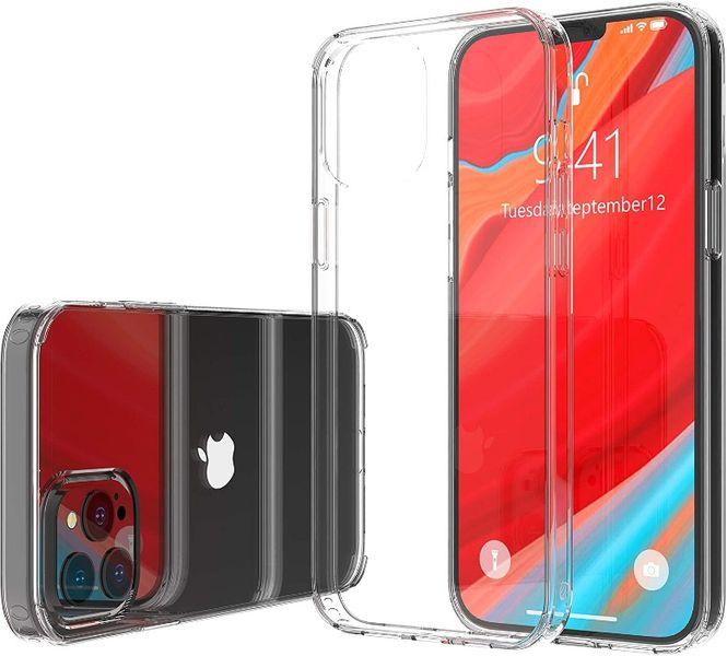 Прозрачен силиконов калъф за iPhone 12/Mini/Pro/Max/11/Pro/X/XR/XS/MAX гр. София - image 1