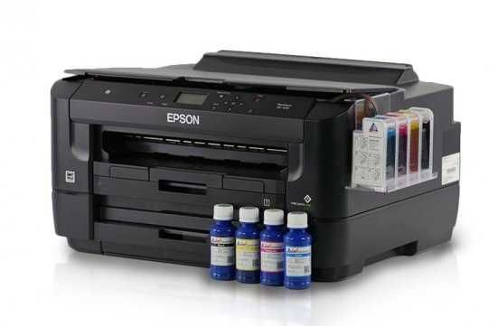 Принтер А3-А4 цветной +снпч +краски