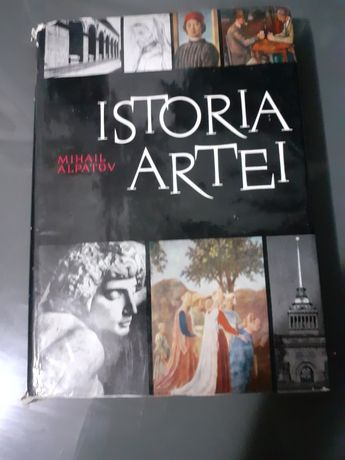 Istoria artei de Mihail Alaptov