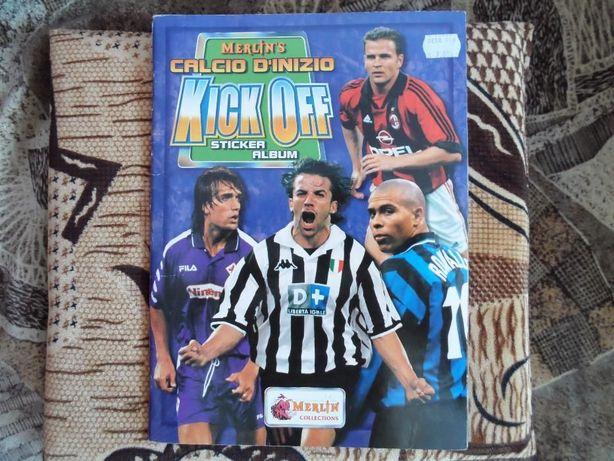 Album SERIE A ITALIA 1998/1999