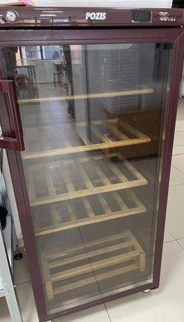 Продам холодильный винный шкаф POZIS ШВ 52