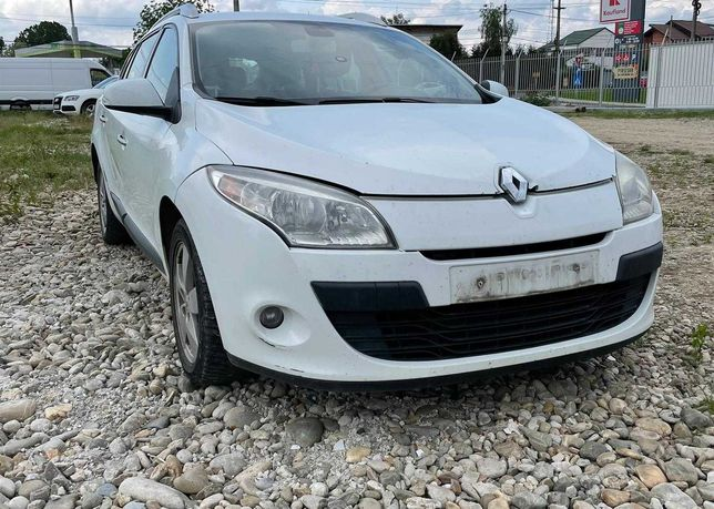 Piese Renault Megane 3 1.9 diesel Euro 5 dezmembrez