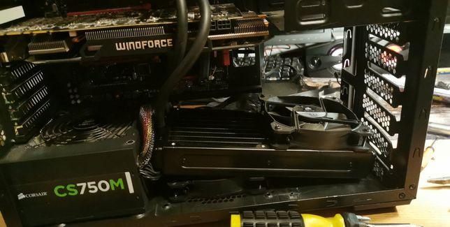 Repar calculatoare/laptopuri, instalez routere, camere + cablaje