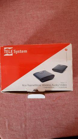 Transmitter video audio wireless