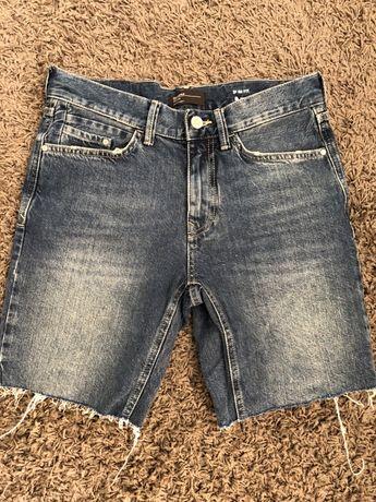 Нови къси дънкови мъжки панталонки
