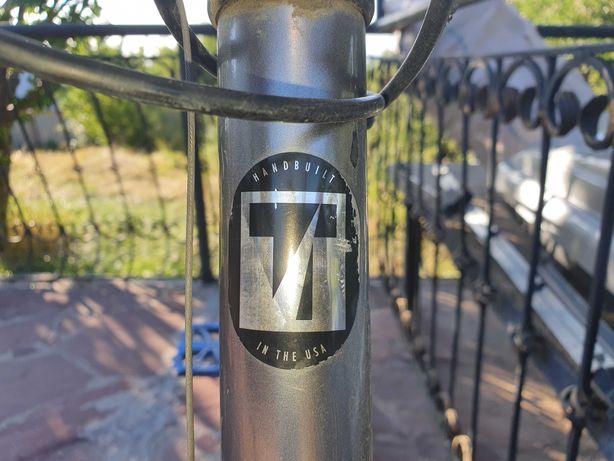 Велосипед TREK алюминиевый 6500 ручной сборки HAND BUILT IN USA