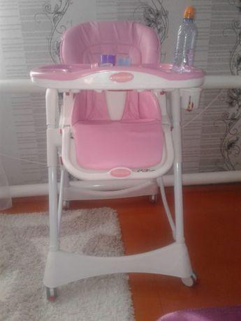 Продам детский стульчик для кормления!
