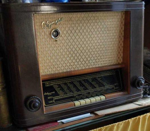 Продава се старо радио Олимпия