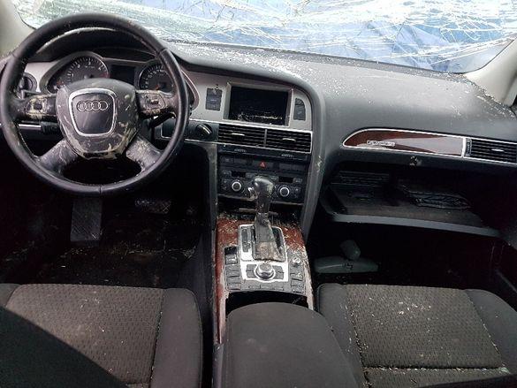 На Части! Audi A6 4F C6 3.0 TDI Quattro 233к.с. 4x4 Ауди 4Ф Ц6 Куатро гр. Пловдив - image 7