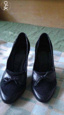 Pantofi casual piele
