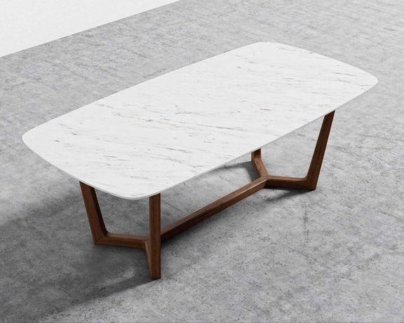Мраморные столешницы на консоли и столы