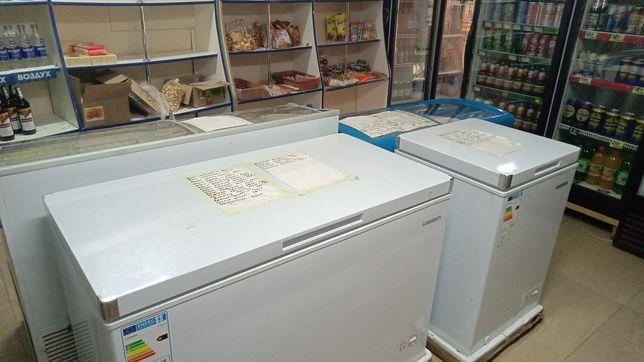 Новый морозильник