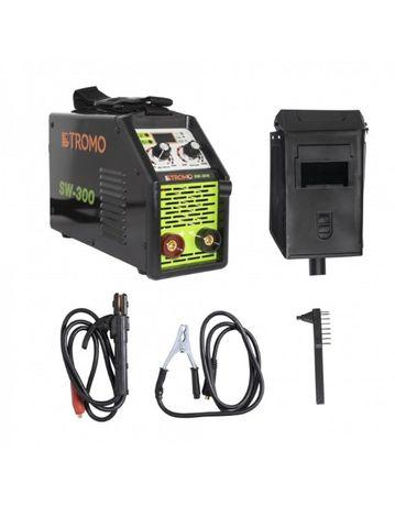 Aparat de sudura invertor 300A + Accesorii, STROMO SW300 Model 2021