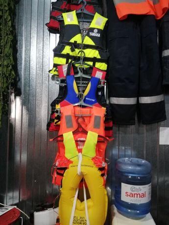 спасательный жилет взрослый до 120кг Оптом