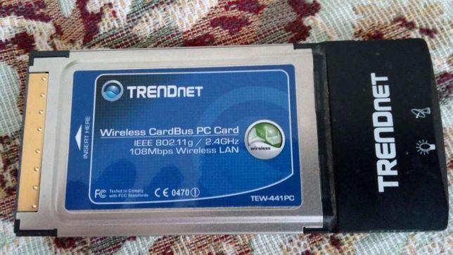 Wireless Cardbus PC card