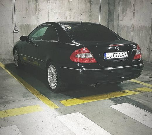 Mercedes CLK Avantgarde