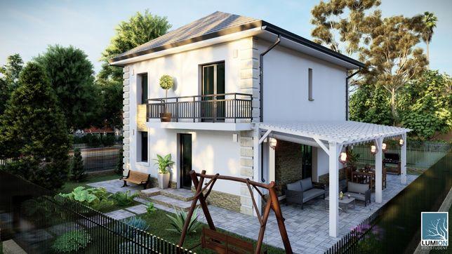 Casa Satul COSTI Galati