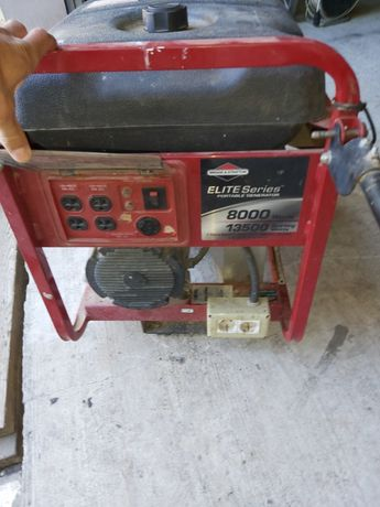 Generator briggs&stratton 8 kw