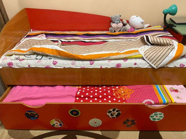Кровать раздвижная на двоих