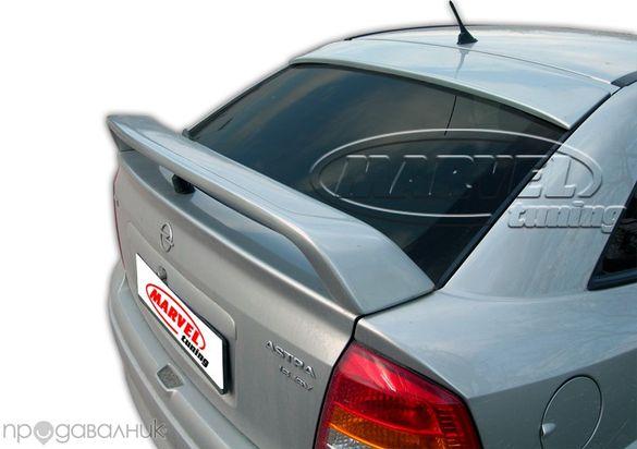 Спойлер за заден капак(антикрило)за Opel Astra G/Опел Астра Г №120605