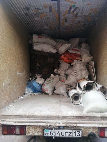 Вывоз строй мусора Демонтаж Услуги уборка помещений подвал Грузчики
