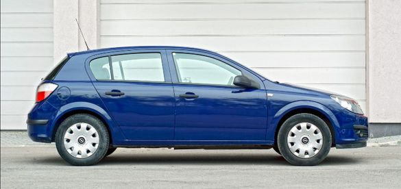 Opel Astra 1.6 на части