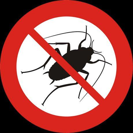 Гарантия! Дезинфекция тараканов,клещей,крыс,клопов,муравьев
