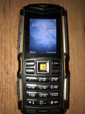 Продам кнопочный телефон texet TM-513R