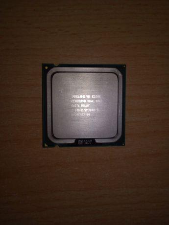 Procesor intel dual core E5300 / P4 skt 775