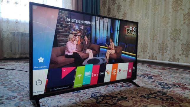 Телевизор LG,LED 49''(124,46 см)