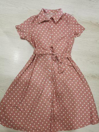 Платье.             .
